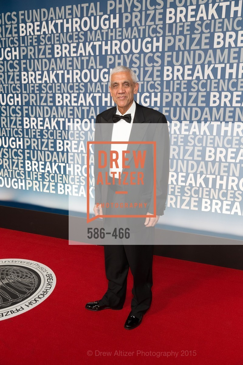 Vinod Khosla, THE BREAKTHROUGH PRIZE Hosted By Seth MacFarlane, Ames Research Center. Naval Air Station, Moffett Field, November 8th, 2015,Drew Altizer, Drew Altizer Photography, full-service agency, private events, San Francisco photographer, photographer california