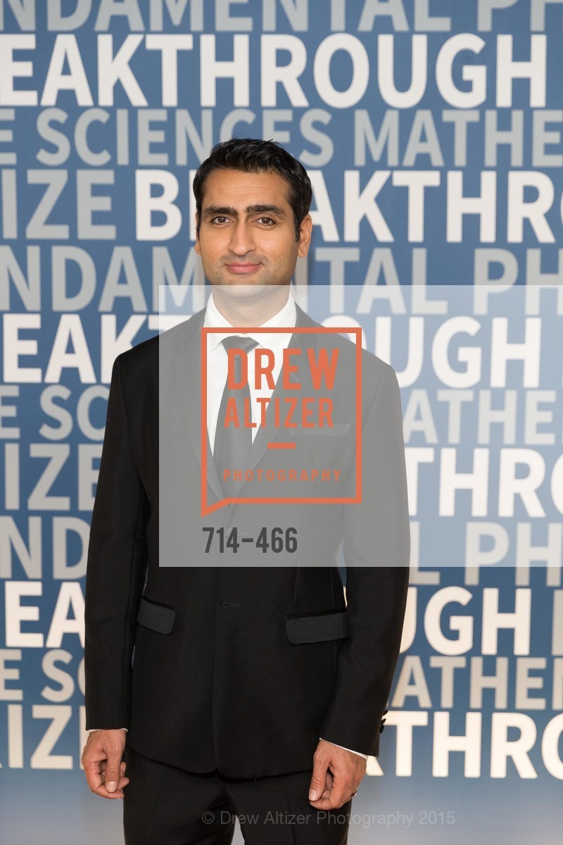 Kumail Nanjiani, THE BREAKTHROUGH PRIZE Hosted By Seth MacFarlane, Ames Research Center. Naval Air Station, Moffett Field, November 8th, 2015,Drew Altizer, Drew Altizer Photography, full-service agency, private events, San Francisco photographer, photographer california