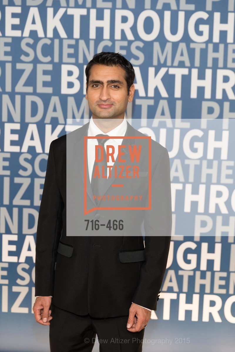 Kumail Nanjiani, THE BREAKTHROUGH PRIZE Hosted By Seth MacFarlane, Ames Research Center. Naval Air Station, Moffett Field, November 8th, 2015,Drew Altizer, Drew Altizer Photography, full-service event agency, private events, San Francisco photographer, photographer California