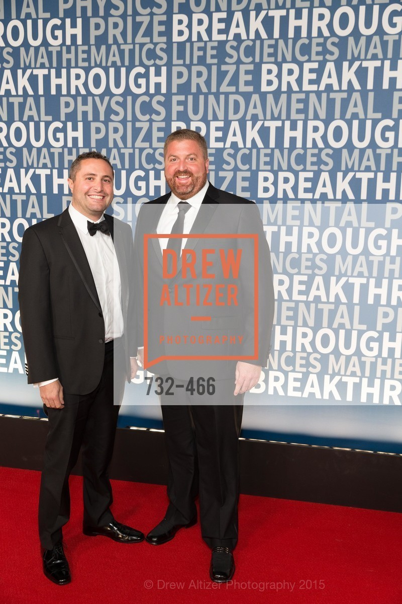 Topher Conway, Ronnie Conway, THE BREAKTHROUGH PRIZE Hosted By Seth MacFarlane, Ames Research Center. Naval Air Station, Moffett Field, November 8th, 2015,Drew Altizer, Drew Altizer Photography, full-service agency, private events, San Francisco photographer, photographer california