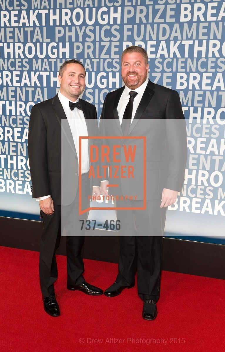 Topher Conway, Ronnie Conway, THE BREAKTHROUGH PRIZE Hosted By Seth MacFarlane, Ames Research Center. Naval Air Station, Moffett Field, November 8th, 2015,Drew Altizer, Drew Altizer Photography, full-service event agency, private events, San Francisco photographer, photographer California