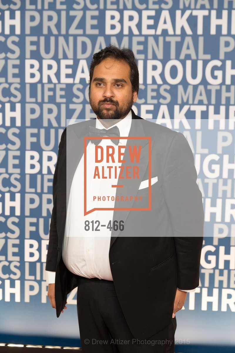 Hosain Raman, THE BREAKTHROUGH PRIZE Hosted By Seth MacFarlane, Ames Research Center. Naval Air Station, Moffett Field, November 8th, 2015,Drew Altizer, Drew Altizer Photography, full-service agency, private events, San Francisco photographer, photographer california