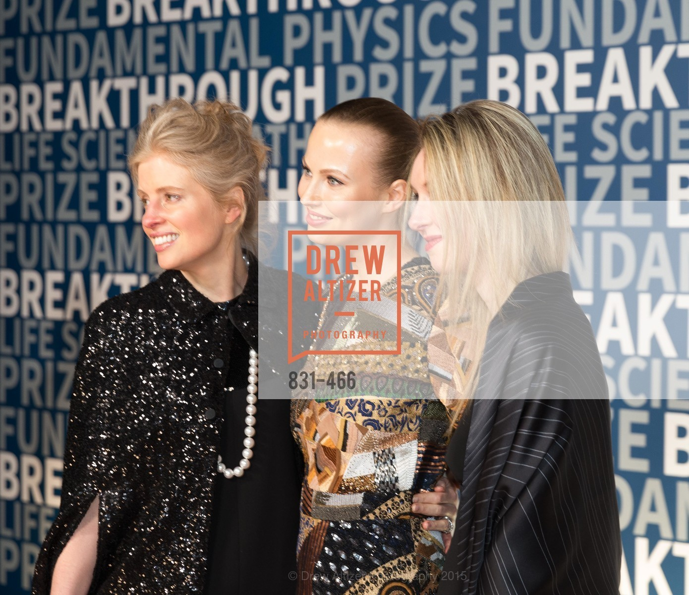 Laura Arrillaga-Andreessen, Julia Milner, Elizaberth Holmes, THE BREAKTHROUGH PRIZE Hosted By Seth MacFarlane, Ames Research Center. Naval Air Station, Moffett Field, November 8th, 2015,Drew Altizer, Drew Altizer Photography, full-service event agency, private events, San Francisco photographer, photographer California