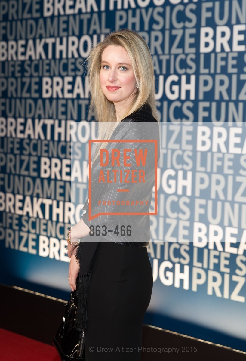 Elizaberth Holmes, THE BREAKTHROUGH PRIZE Hosted By Seth MacFarlane, Ames Research Center. Naval Air Station, Moffett Field, November 8th, 2015,Drew Altizer, Drew Altizer Photography, full-service agency, private events, San Francisco photographer, photographer california