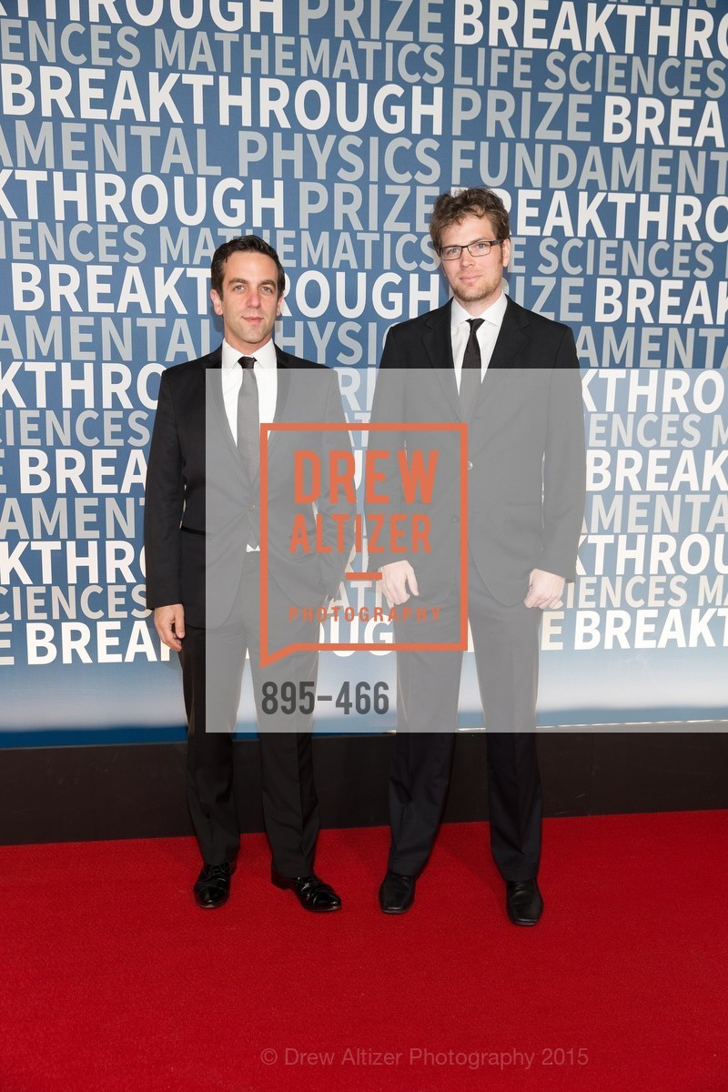 B. J. Novak, Charlie Cheever, THE BREAKTHROUGH PRIZE Hosted By Seth MacFarlane, Ames Research Center. Naval Air Station, Moffett Field, November 8th, 2015,Drew Altizer, Drew Altizer Photography, full-service agency, private events, San Francisco photographer, photographer california