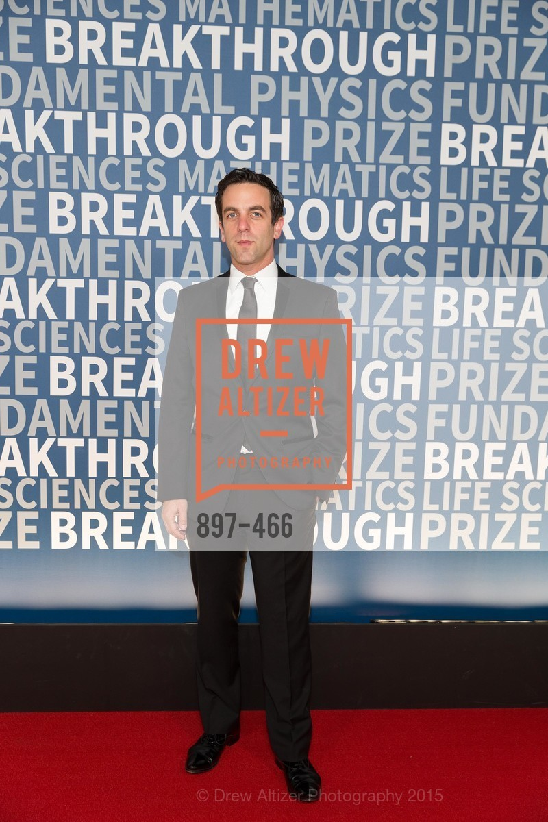 B. J. Novak, THE BREAKTHROUGH PRIZE Hosted By Seth MacFarlane, Ames Research Center. Naval Air Station, Moffett Field, November 8th, 2015,Drew Altizer, Drew Altizer Photography, full-service event agency, private events, San Francisco photographer, photographer California