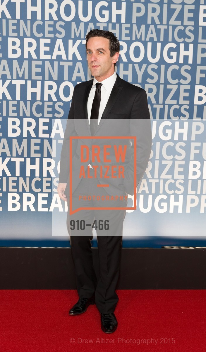B. J. Novak, THE BREAKTHROUGH PRIZE Hosted By Seth MacFarlane, Ames Research Center. Naval Air Station, Moffett Field, November 8th, 2015,Drew Altizer, Drew Altizer Photography, full-service agency, private events, San Francisco photographer, photographer california