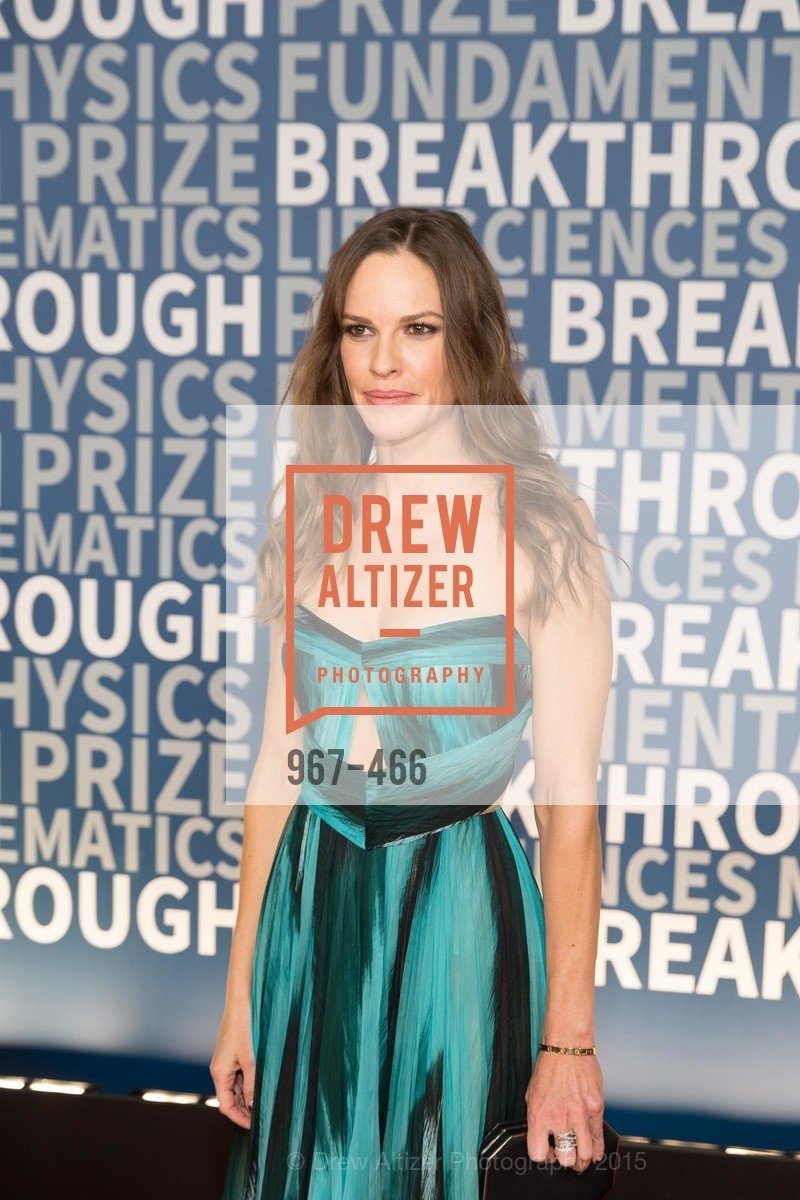 Hilary Swank, THE BREAKTHROUGH PRIZE Hosted By Seth MacFarlane, Ames Research Center. Naval Air Station, Moffett Field, November 8th, 2015,Drew Altizer, Drew Altizer Photography, full-service agency, private events, San Francisco photographer, photographer california