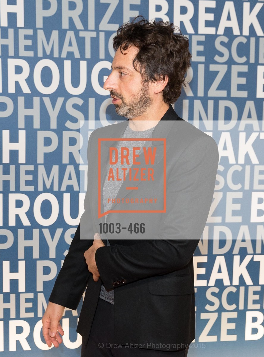 Sergey Brin, THE BREAKTHROUGH PRIZE Hosted By Seth MacFarlane, Ames Research Center. Naval Air Station, Moffett Field, November 8th, 2015,Drew Altizer, Drew Altizer Photography, full-service event agency, private events, San Francisco photographer, photographer California