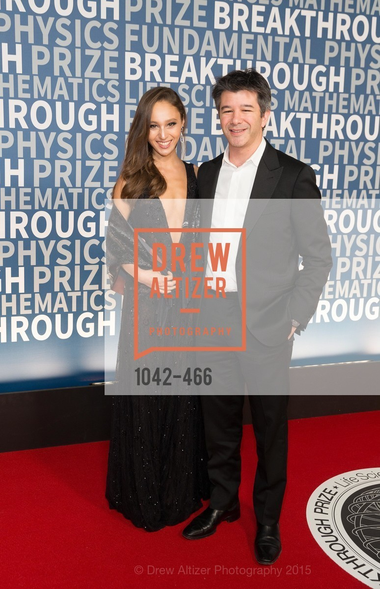 Gabi Holzwarth, Travis Kalanick, Photo #1042-466