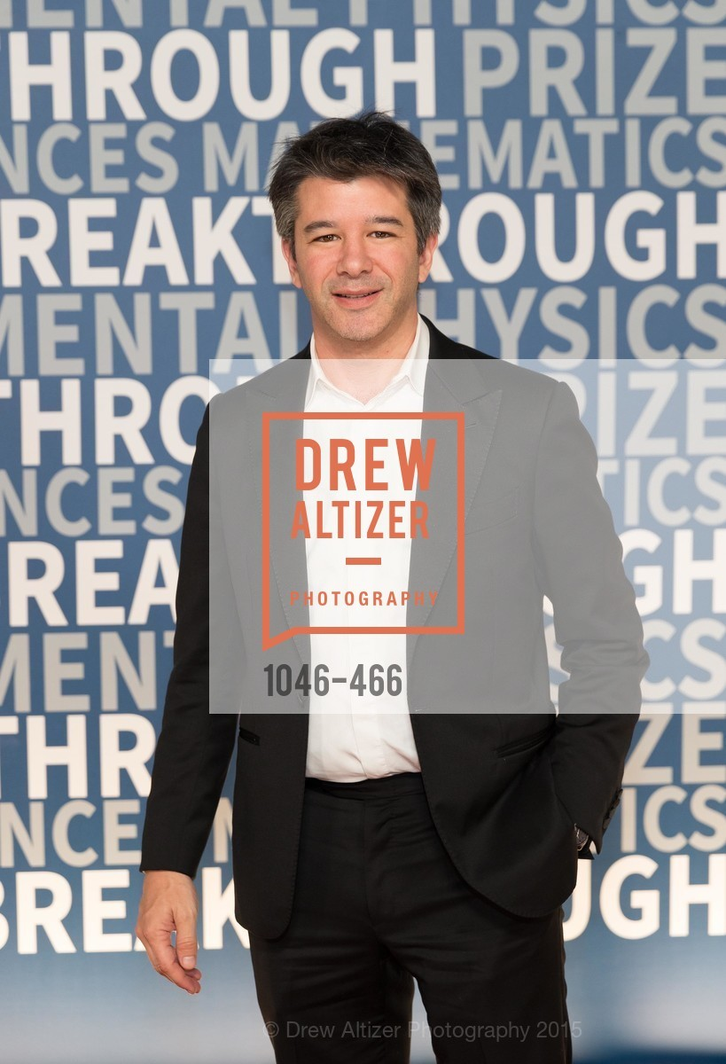 Travis Kalanick, THE BREAKTHROUGH PRIZE Hosted By Seth MacFarlane, Ames Research Center. Naval Air Station, Moffett Field, November 8th, 2015,Drew Altizer, Drew Altizer Photography, full-service agency, private events, San Francisco photographer, photographer california
