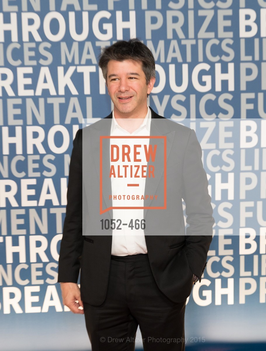 Travis Kalanick, THE BREAKTHROUGH PRIZE Hosted By Seth MacFarlane, Ames Research Center. Naval Air Station, Moffett Field, November 8th, 2015,Drew Altizer, Drew Altizer Photography, full-service event agency, private events, San Francisco photographer, photographer California