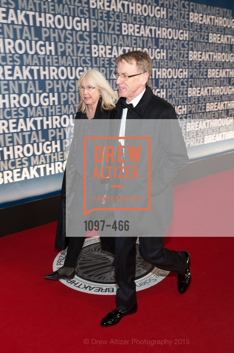 Ann Doerr, John Doerr, THE BREAKTHROUGH PRIZE Hosted By Seth MacFarlane, Ames Research Center. Naval Air Station, Moffett Field, November 8th, 2015,Drew Altizer, Drew Altizer Photography, full-service agency, private events, San Francisco photographer, photographer california