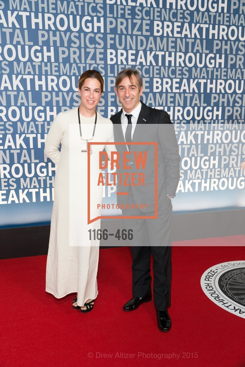 Allison Pincus. Mark Pincus, THE BREAKTHROUGH PRIZE Hosted By Seth MacFarlane, Ames Research Center. Naval Air Station, Moffett Field, November 8th, 2015,Drew Altizer, Drew Altizer Photography, full-service agency, private events, San Francisco photographer, photographer california