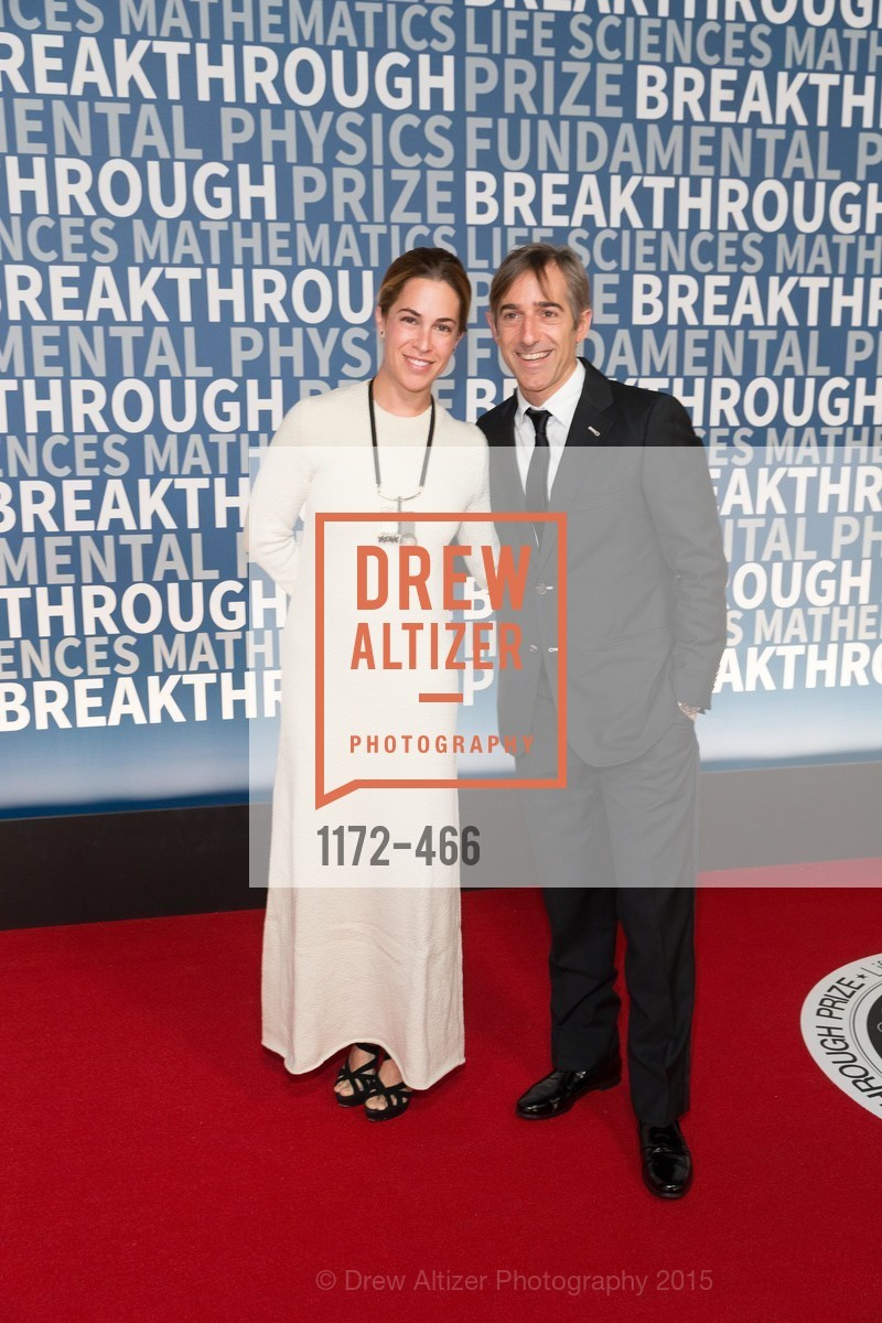 Allison Pincus. Mark Pincus, THE BREAKTHROUGH PRIZE Hosted By Seth MacFarlane, Ames Research Center. Naval Air Station, Moffett Field, November 8th, 2015,Drew Altizer, Drew Altizer Photography, full-service event agency, private events, San Francisco photographer, photographer California