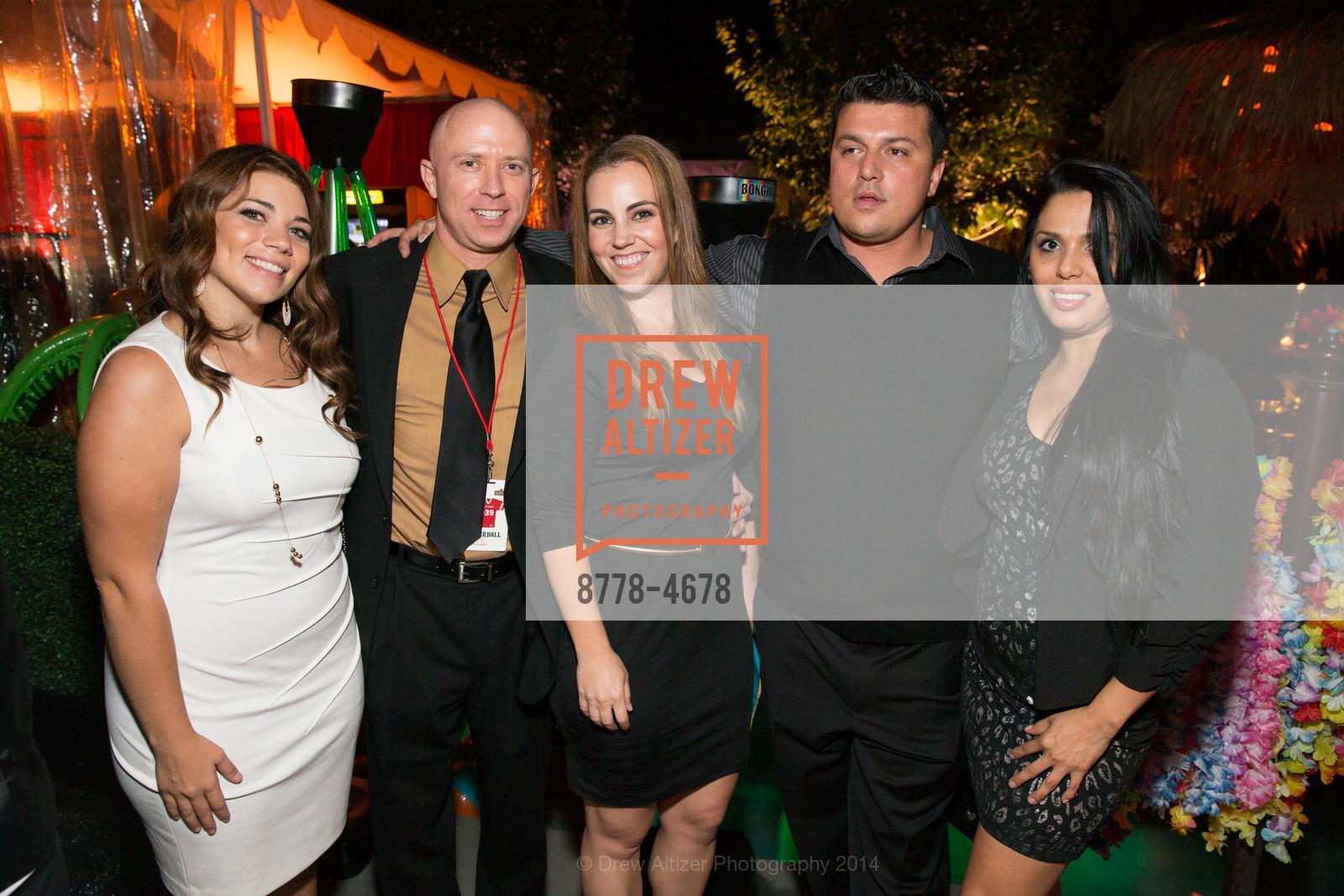 Shailane ?, Tom Beauchamp, Sarah Poszel, David Rick, Erica Cardenas, Photo #8778-4678