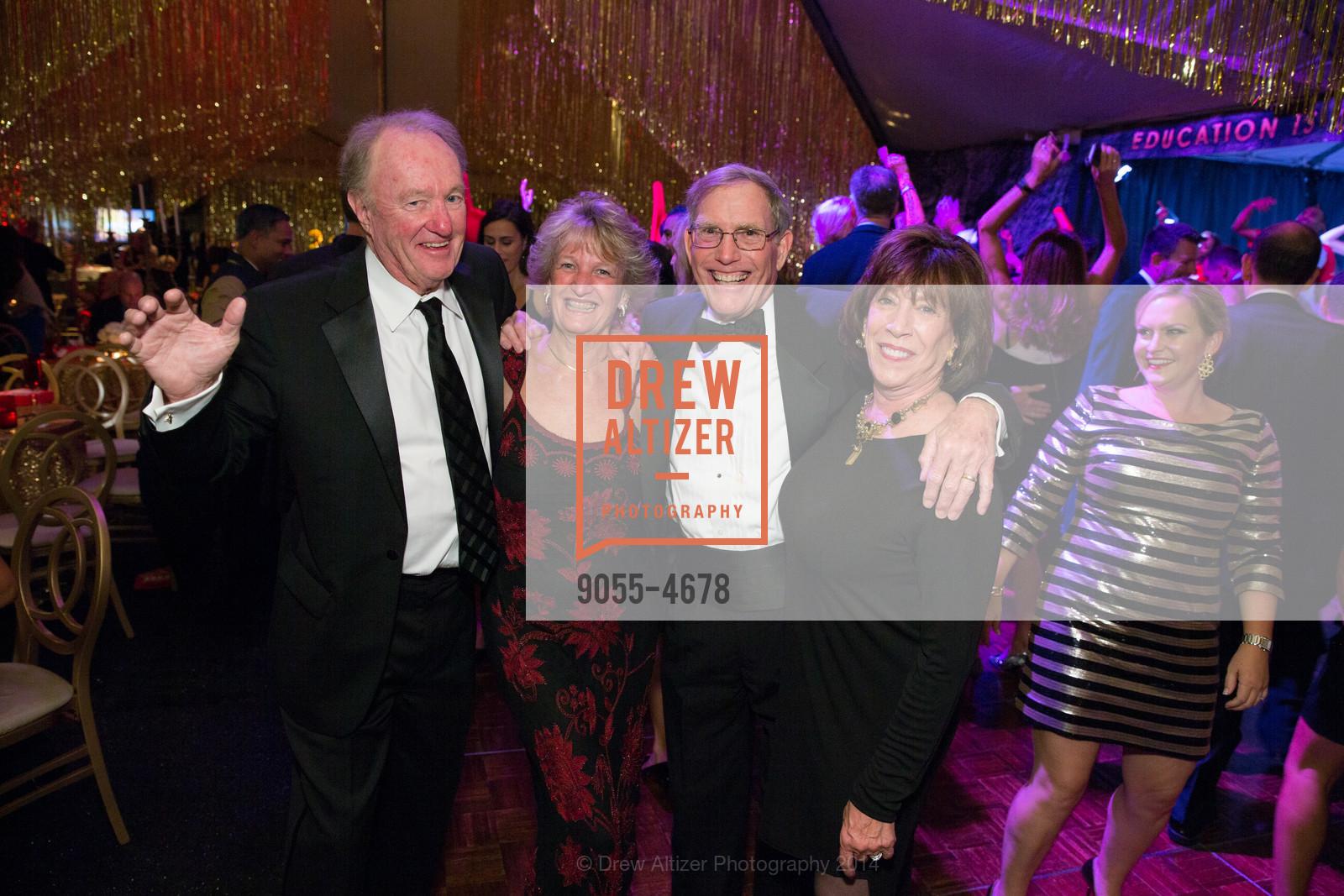 Frank Leavy, Terry O'Brien, Karen Curtis, Richard Curtis, Photo #9055-4678
