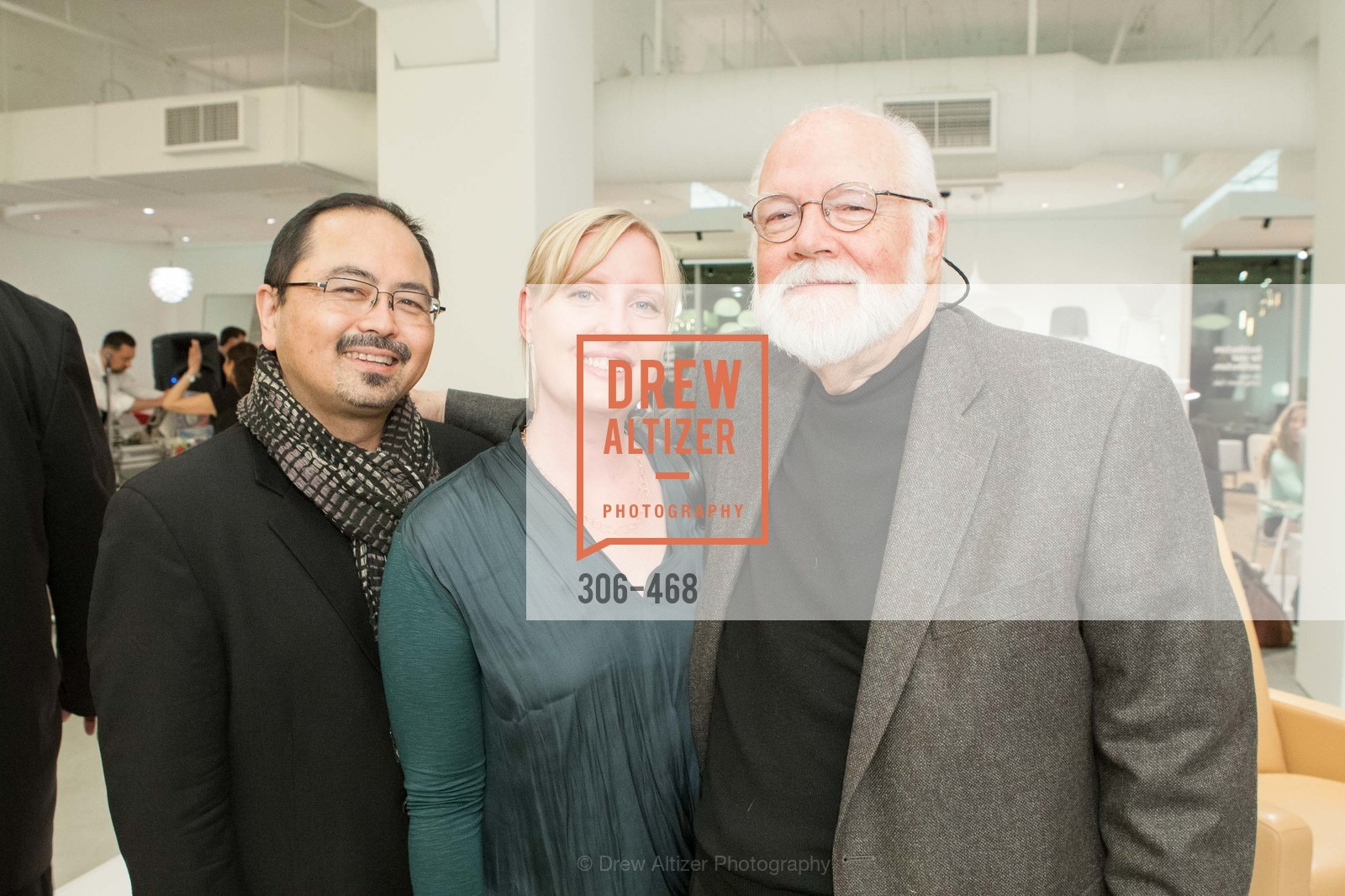 David Asari, Dawn Zidonis, Kit Hinrichs, DESIGN WITHIN REACH Studio Opening, US. US, January 21st, 2014,Drew Altizer, Drew Altizer Photography, full-service agency, private events, San Francisco photographer, photographer california