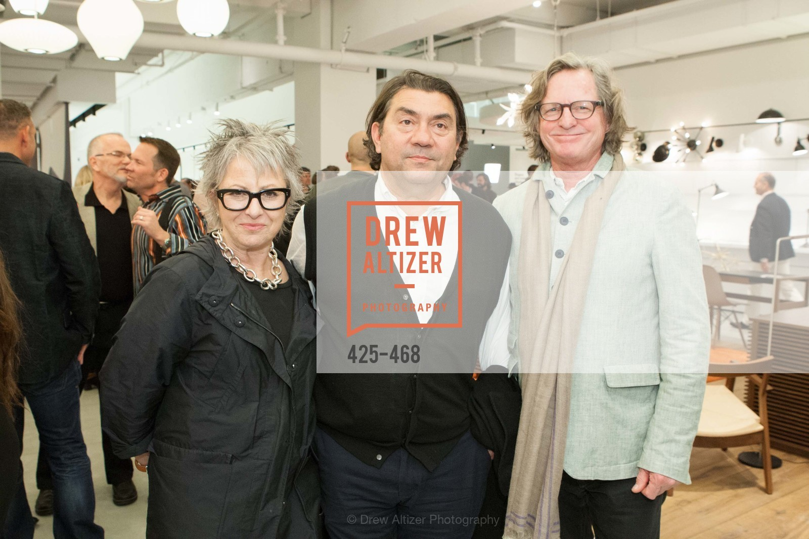 Jennifer Morla, Nelus DeMataram, David Shearer, DESIGN WITHIN REACH Studio Opening, US. US, January 21st, 2014,Drew Altizer, Drew Altizer Photography, full-service agency, private events, San Francisco photographer, photographer california
