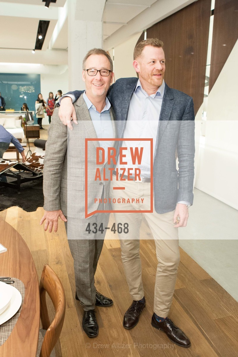 Robert Whitworth, Stuart Gilchrist, DESIGN WITHIN REACH Studio Opening, US. US, January 21st, 2014,Drew Altizer, Drew Altizer Photography, full-service agency, private events, San Francisco photographer, photographer california