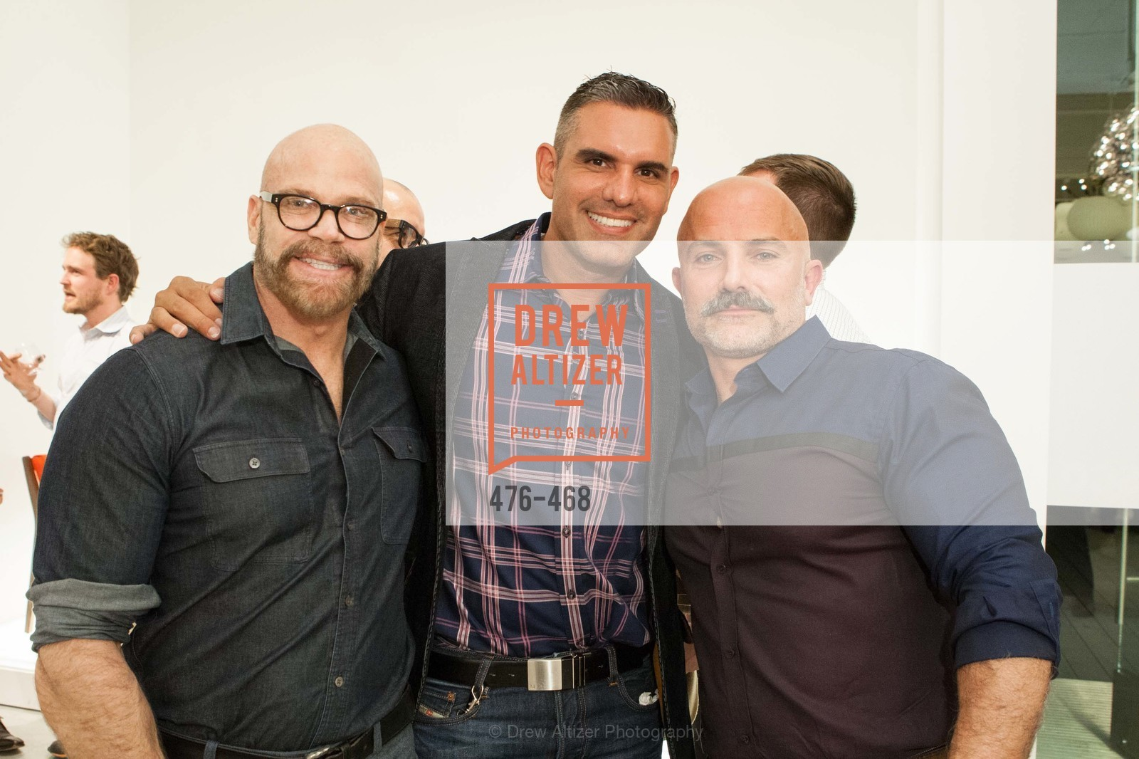 John VanCamp, Barton Cornejo, Laith Sayigh, DESIGN WITHIN REACH Studio Opening, US. US, January 21st, 2014,Drew Altizer, Drew Altizer Photography, full-service agency, private events, San Francisco photographer, photographer california