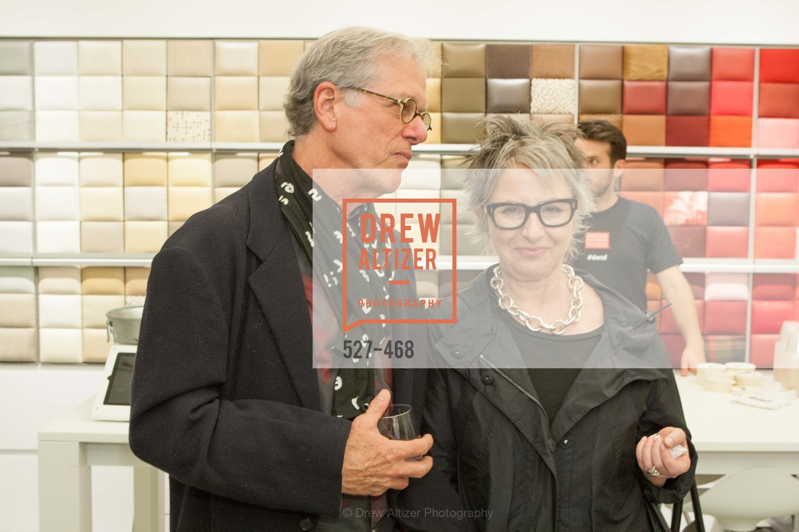 Rob Forbes, Jennifer Morla, DESIGN WITHIN REACH Studio Opening, US. US, January 21st, 2014,Drew Altizer, Drew Altizer Photography, full-service agency, private events, San Francisco photographer, photographer california