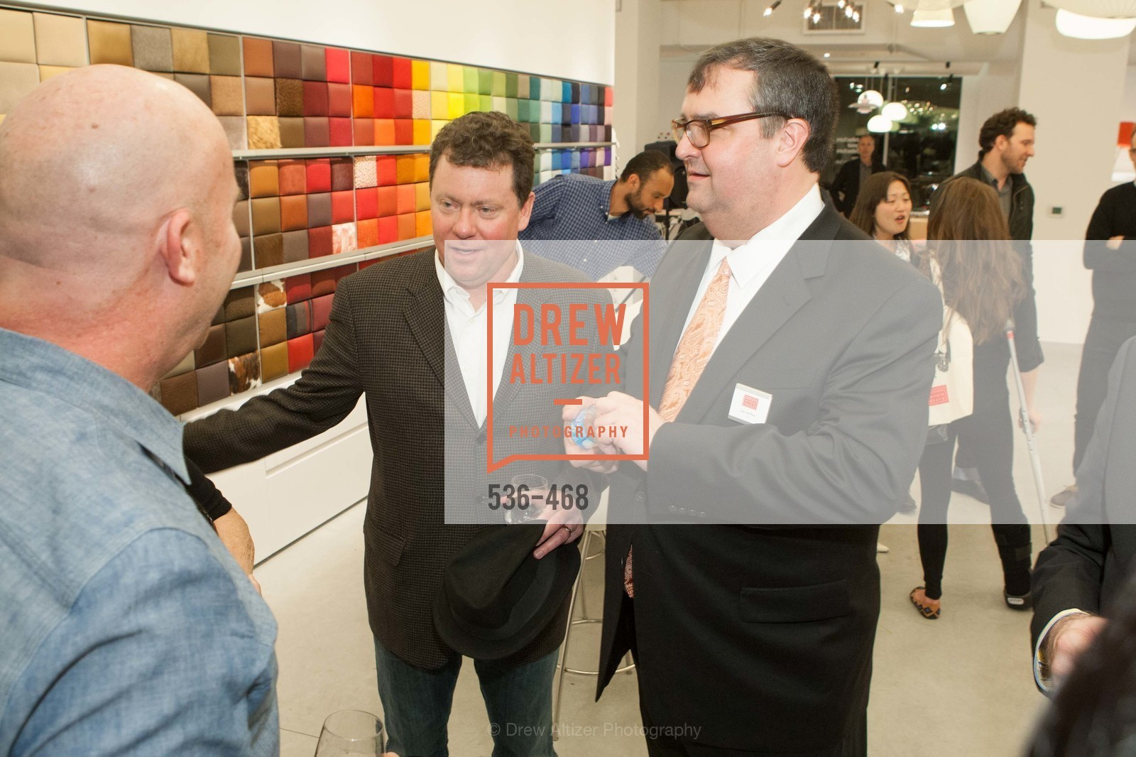 Jay Leupp, John McPhee, DESIGN WITHIN REACH Studio Opening, US. US, January 21st, 2014,Drew Altizer, Drew Altizer Photography, full-service agency, private events, San Francisco photographer, photographer california