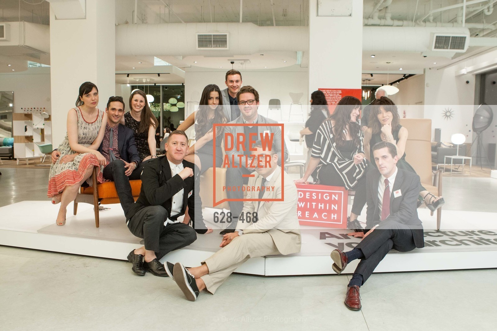 Group Picture, DESIGN WITHIN REACH Studio Opening, US. US, January 21st, 2014,Drew Altizer, Drew Altizer Photography, full-service event agency, private events, San Francisco photographer, photographer California