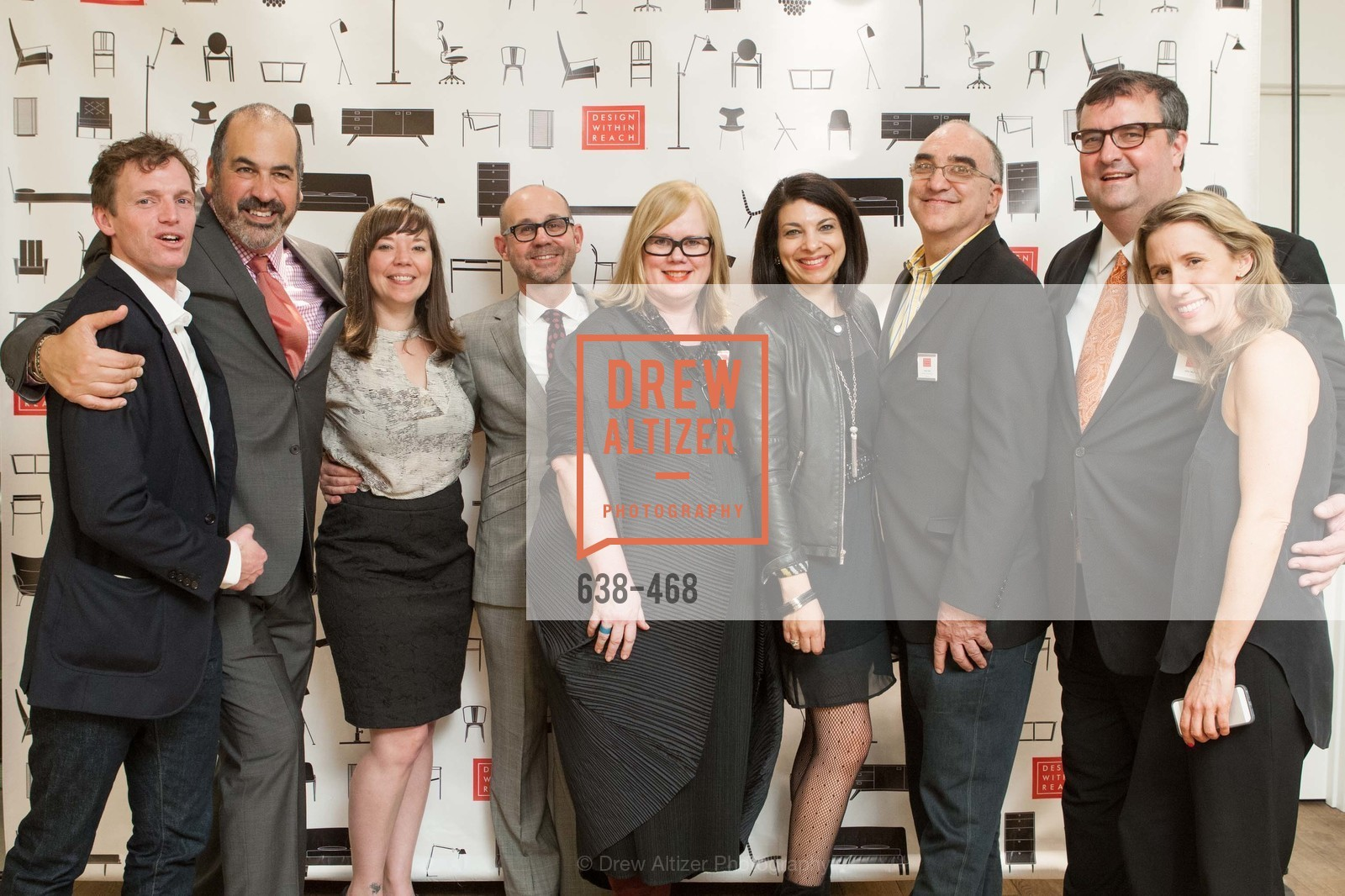 Group Picture, DESIGN WITHIN REACH Studio Opening, US. US, January 21st, 2014,Drew Altizer, Drew Altizer Photography, full-service agency, private events, San Francisco photographer, photographer california