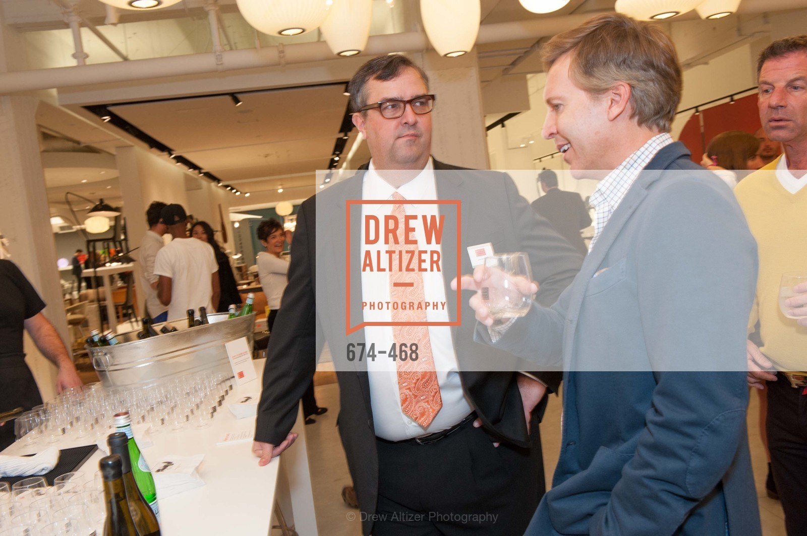 John McPhee, DESIGN WITHIN REACH Studio Opening, US. US, January 21st, 2014,Drew Altizer, Drew Altizer Photography, full-service agency, private events, San Francisco photographer, photographer california
