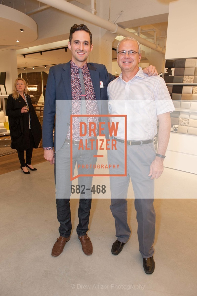 Tommy Vollmer, Richard Vollmer, DESIGN WITHIN REACH Studio Opening, US. US, January 21st, 2014,Drew Altizer, Drew Altizer Photography, full-service agency, private events, San Francisco photographer, photographer california