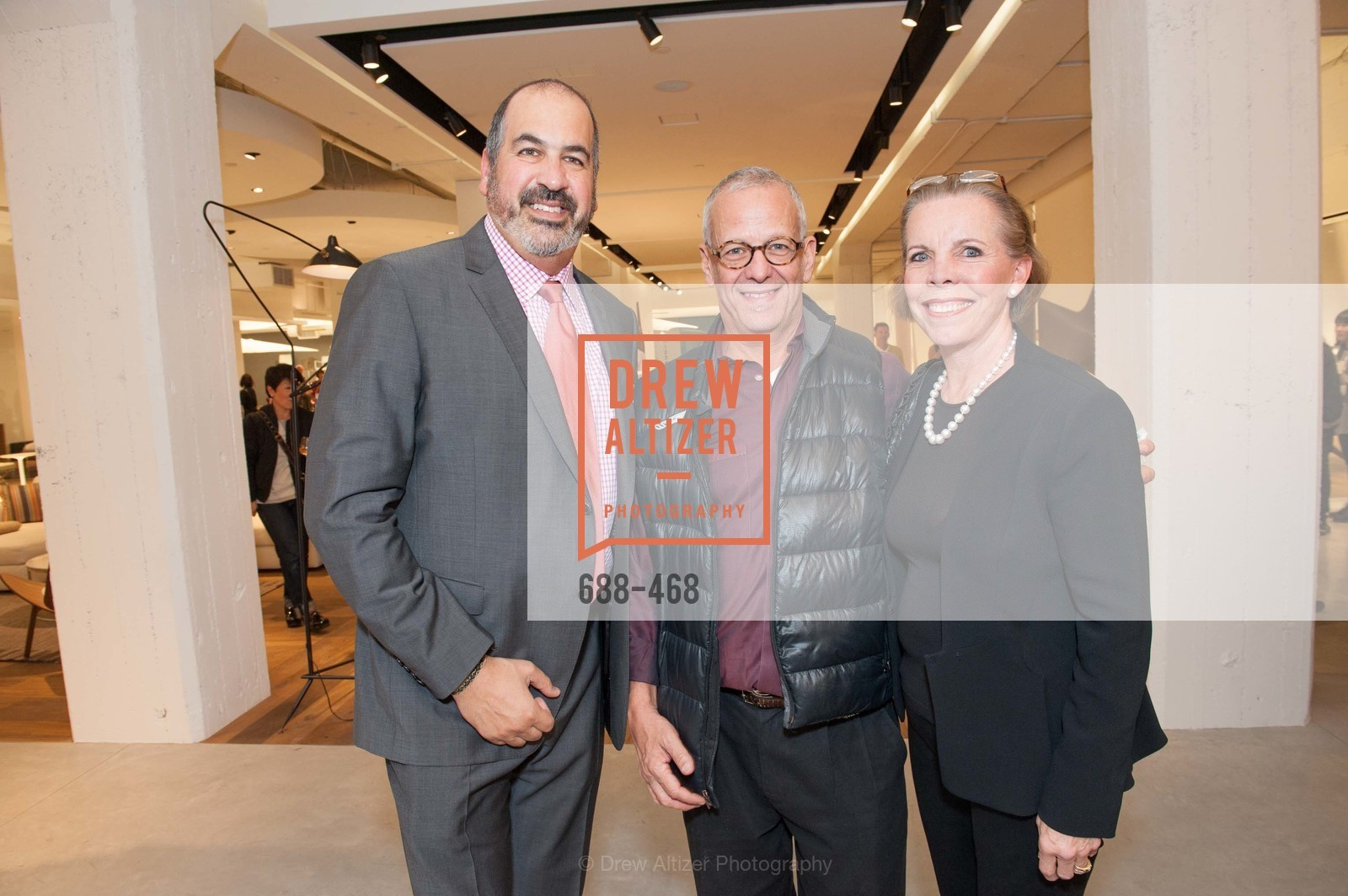 John Edelman, Avner Lapovsky, Pamela Belknap, DESIGN WITHIN REACH Studio Opening, US. US, January 21st, 2014,Drew Altizer, Drew Altizer Photography, full-service event agency, private events, San Francisco photographer, photographer California