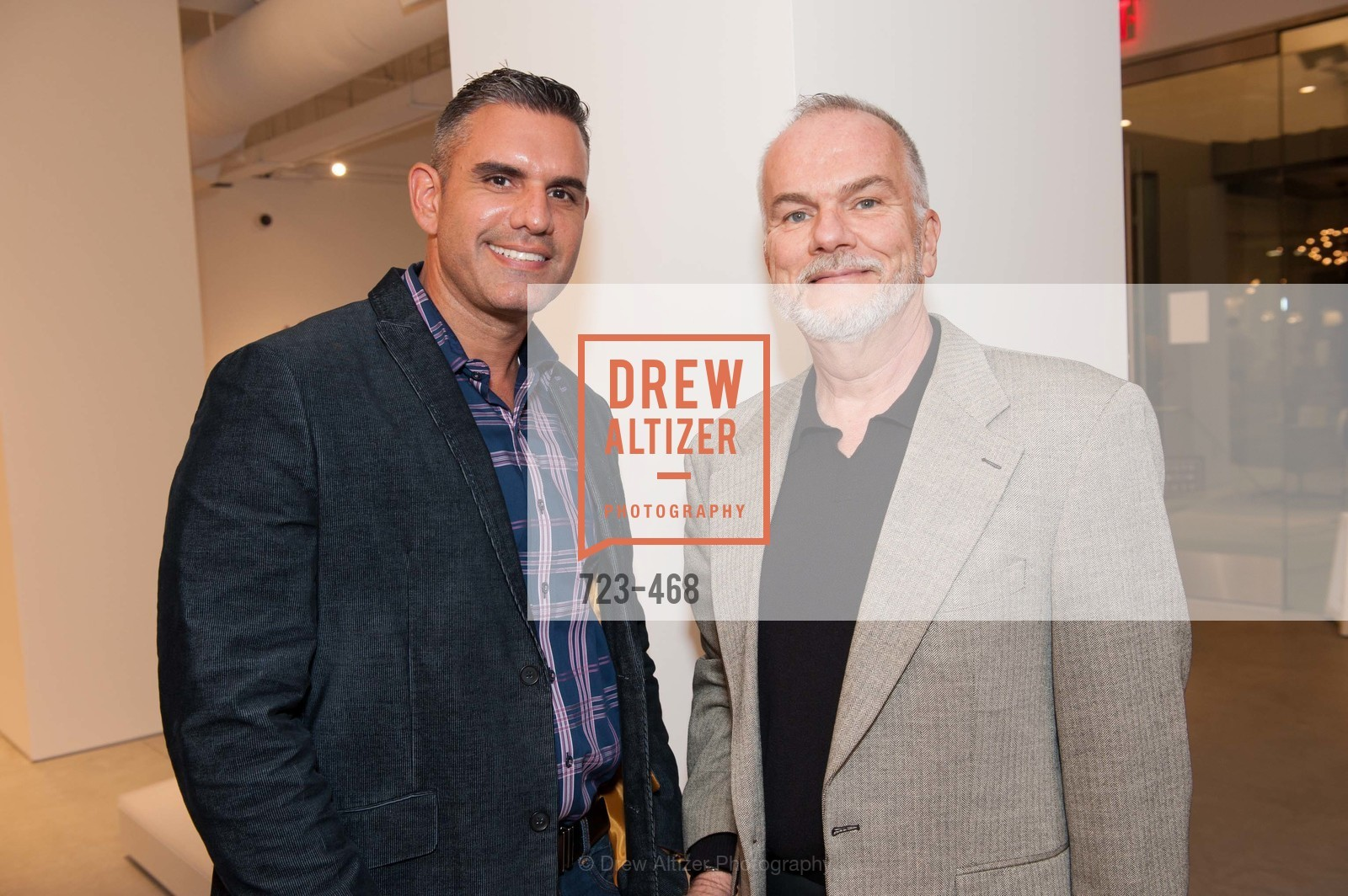 Barton Cornejo, Bruce Thomas, DESIGN WITHIN REACH Studio Opening, US. US, January 21st, 2014,Drew Altizer, Drew Altizer Photography, full-service agency, private events, San Francisco photographer, photographer california