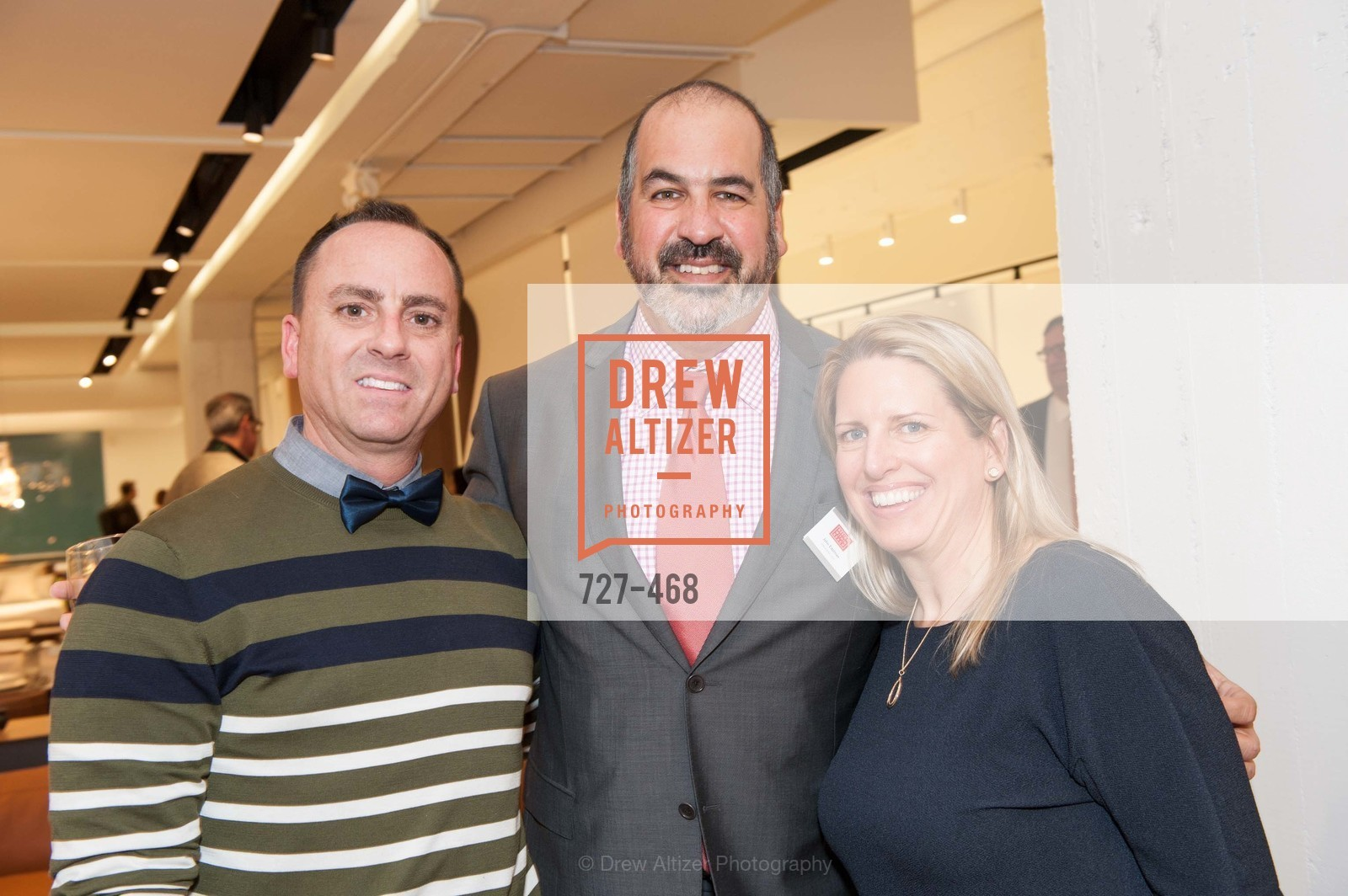 Dave Dela Chevrotiere, John Edelman, Kelly McGrath, DESIGN WITHIN REACH Studio Opening, US. US, January 21st, 2014,Drew Altizer, Drew Altizer Photography, full-service agency, private events, San Francisco photographer, photographer california