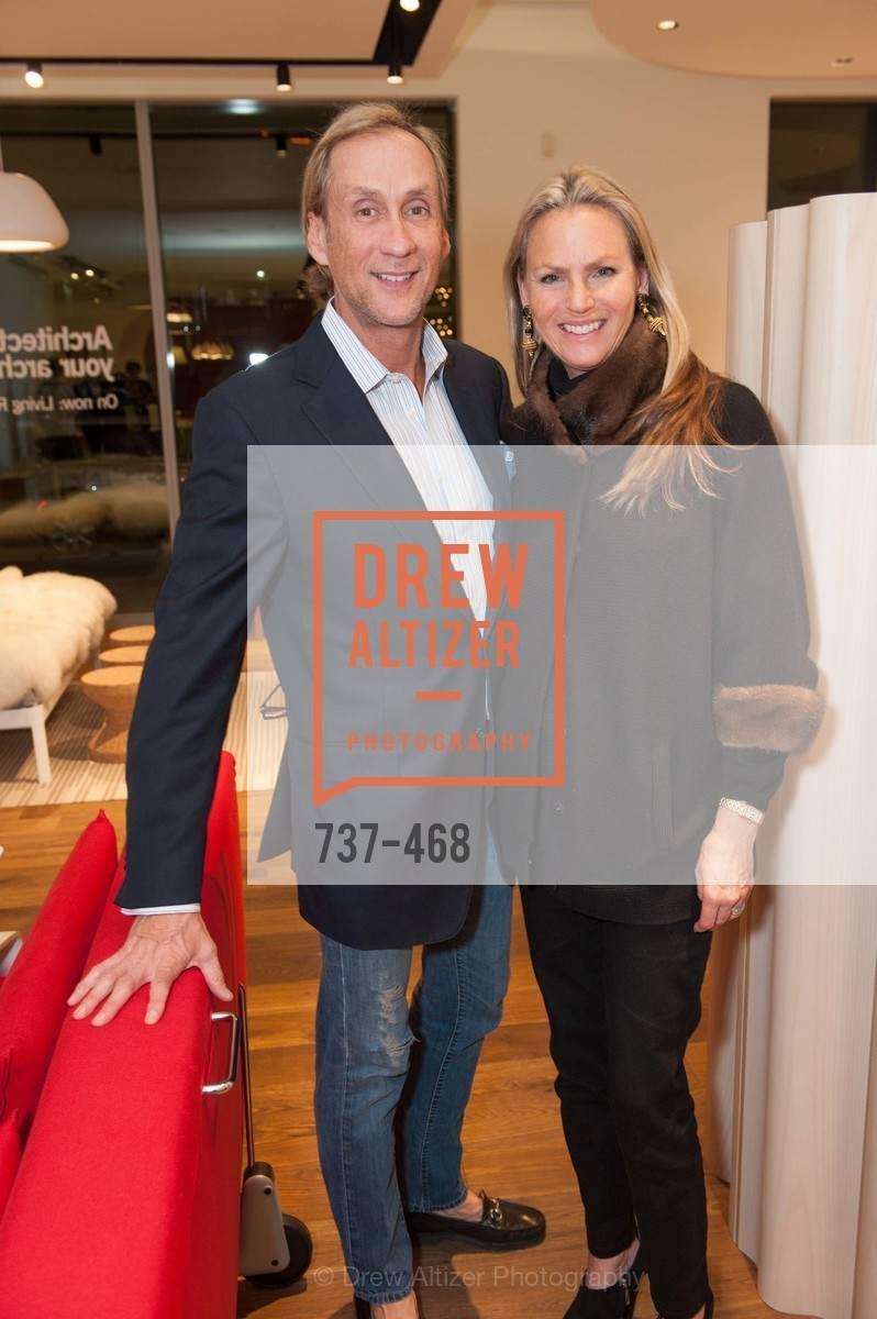 Ned Mobley, Brenda Mickel, DESIGN WITHIN REACH Studio Opening, US. US, January 21st, 2014,Drew Altizer, Drew Altizer Photography, full-service agency, private events, San Francisco photographer, photographer california