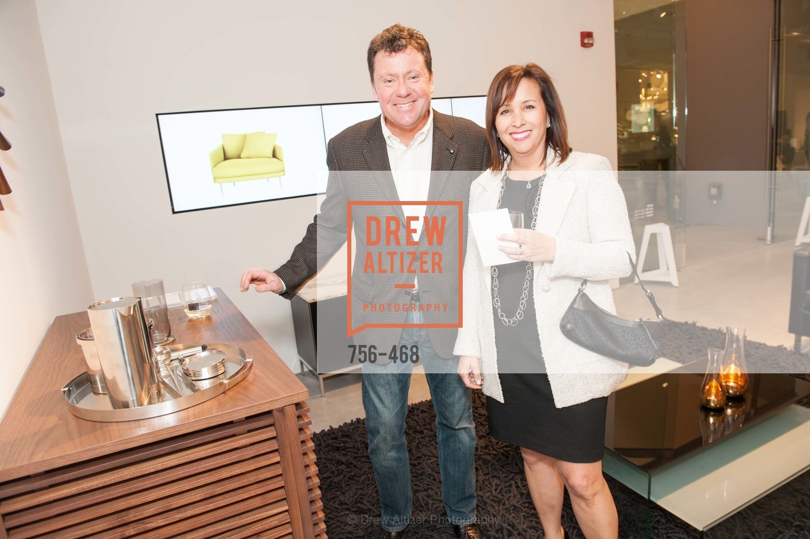 Jay Leupp, Heidi Leupp, DESIGN WITHIN REACH Studio Opening, US. US, January 21st, 2014,Drew Altizer, Drew Altizer Photography, full-service agency, private events, San Francisco photographer, photographer california
