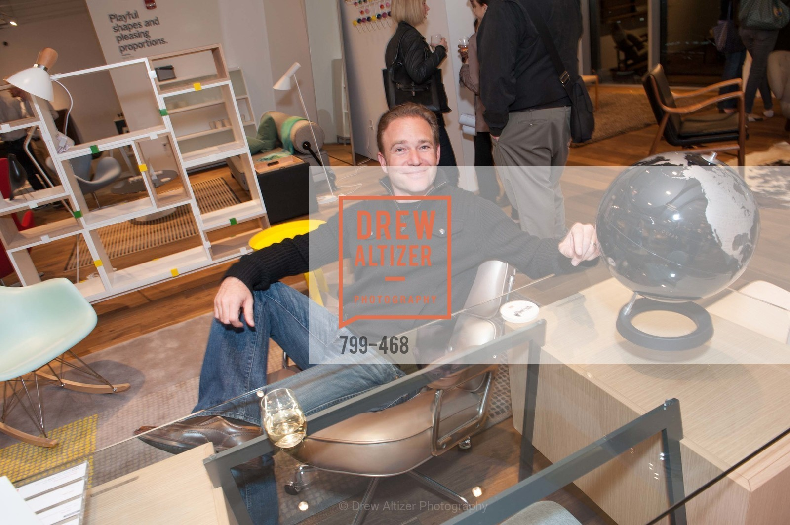 Jess Leroy, DESIGN WITHIN REACH Studio Opening, US. US, January 21st, 2014,Drew Altizer, Drew Altizer Photography, full-service agency, private events, San Francisco photographer, photographer california