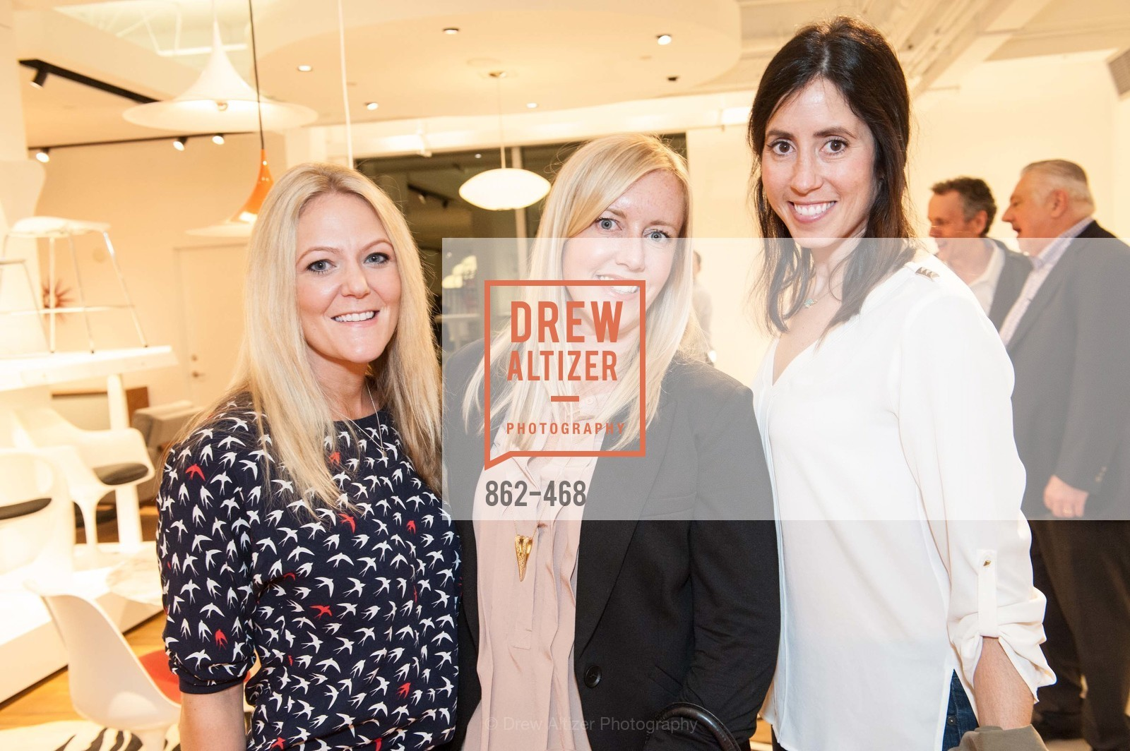 Jolene Lindner, Alison Utne, Courtney Wells, DESIGN WITHIN REACH Studio Opening, US. US, January 21st, 2014,Drew Altizer, Drew Altizer Photography, full-service agency, private events, San Francisco photographer, photographer california