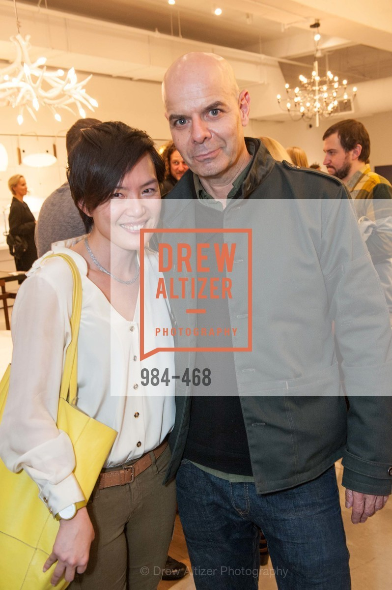 Ying Ying, Pablo Cordon, DESIGN WITHIN REACH Studio Opening, US. US, January 21st, 2014,Drew Altizer, Drew Altizer Photography, full-service agency, private events, San Francisco photographer, photographer california