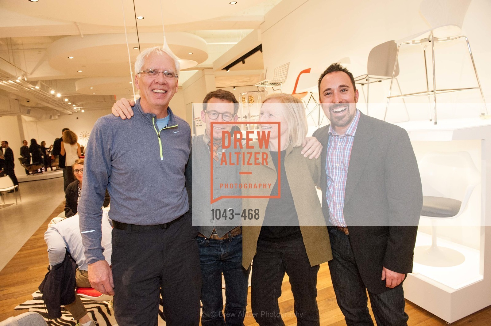 Ted Boerner, Eric Toth, DESIGN WITHIN REACH Studio Opening, US. US, January 21st, 2014
