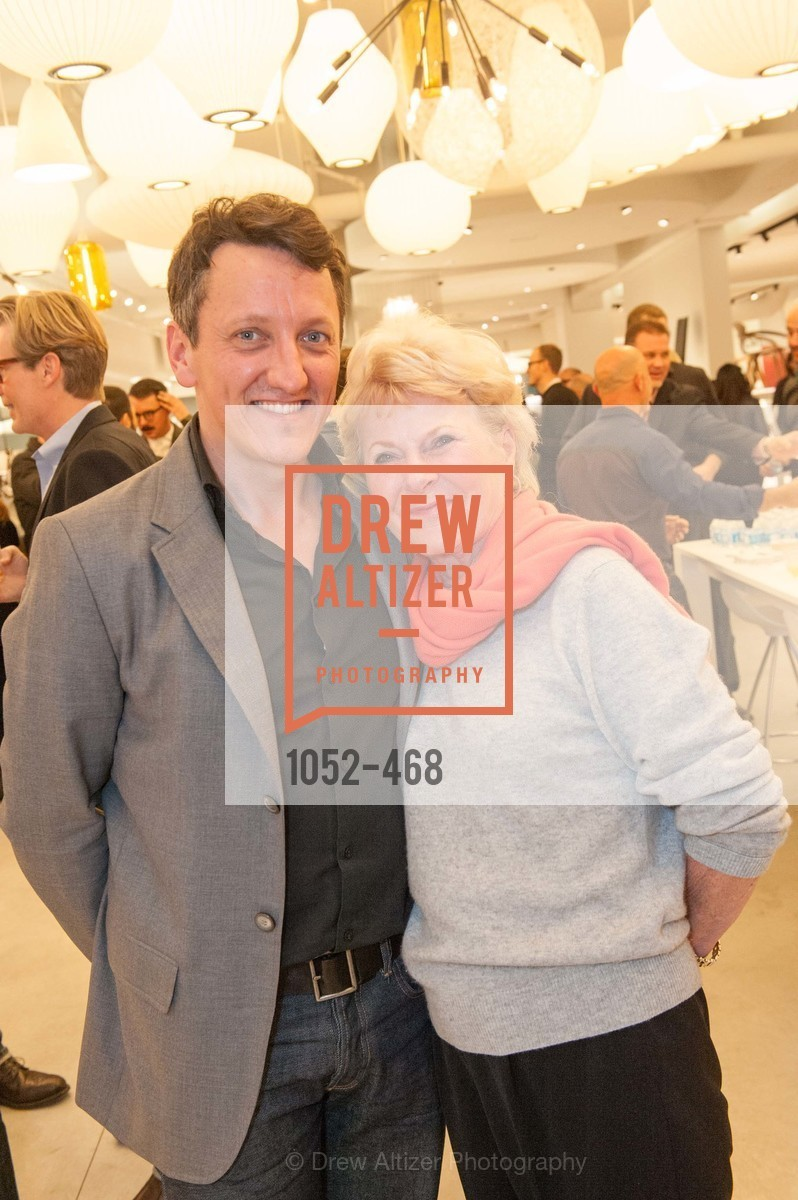 Nico DesWert, Kay Evans, DESIGN WITHIN REACH Studio Opening, US. US, January 21st, 2014,Drew Altizer, Drew Altizer Photography, full-service agency, private events, San Francisco photographer, photographer california