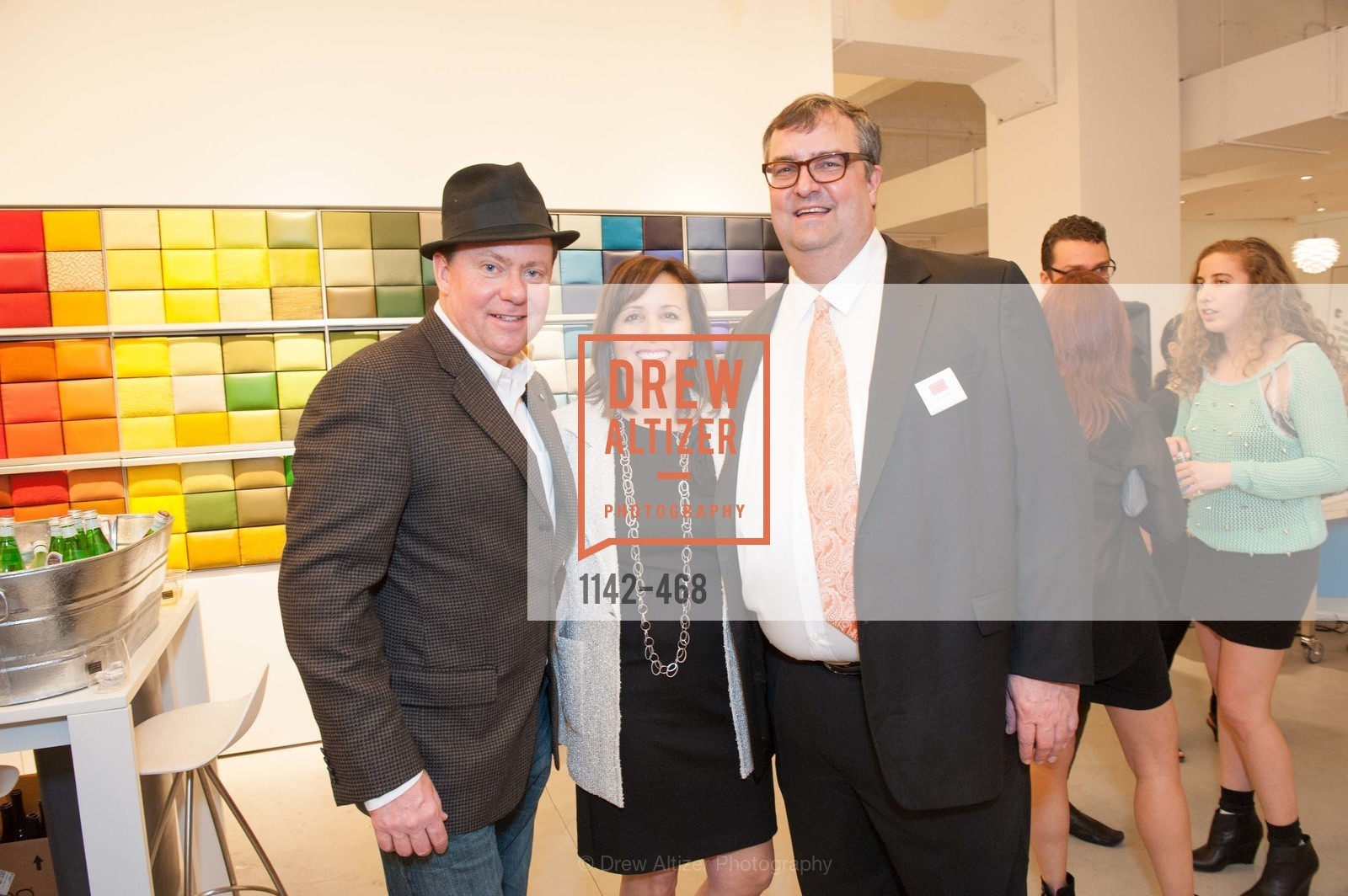 Jay Leupp, Heidi Leupp, John McPhee, DESIGN WITHIN REACH Studio Opening, US. US, January 21st, 2014,Drew Altizer, Drew Altizer Photography, full-service agency, private events, San Francisco photographer, photographer california