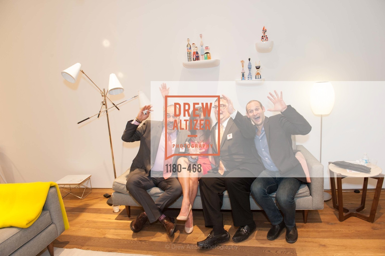 John Edelman, Jocelyn Kung, John McPhee, Jake Gould, DESIGN WITHIN REACH Studio Opening, US. US, January 21st, 2014,Drew Altizer, Drew Altizer Photography, full-service agency, private events, San Francisco photographer, photographer california