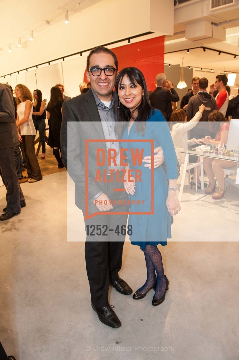 Rodrigo Diaz, Argelia Barcena, DESIGN WITHIN REACH Studio Opening, US. US, January 21st, 2014