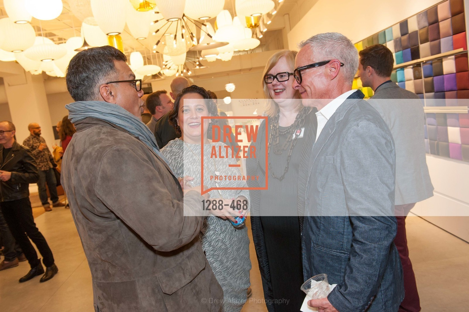 Rich Hanif, Suzanne Rasic, Sandra Hansel, Scott Manha, DESIGN WITHIN REACH Studio Opening, US. US, January 21st, 2014,Drew Altizer, Drew Altizer Photography, full-service agency, private events, San Francisco photographer, photographer california