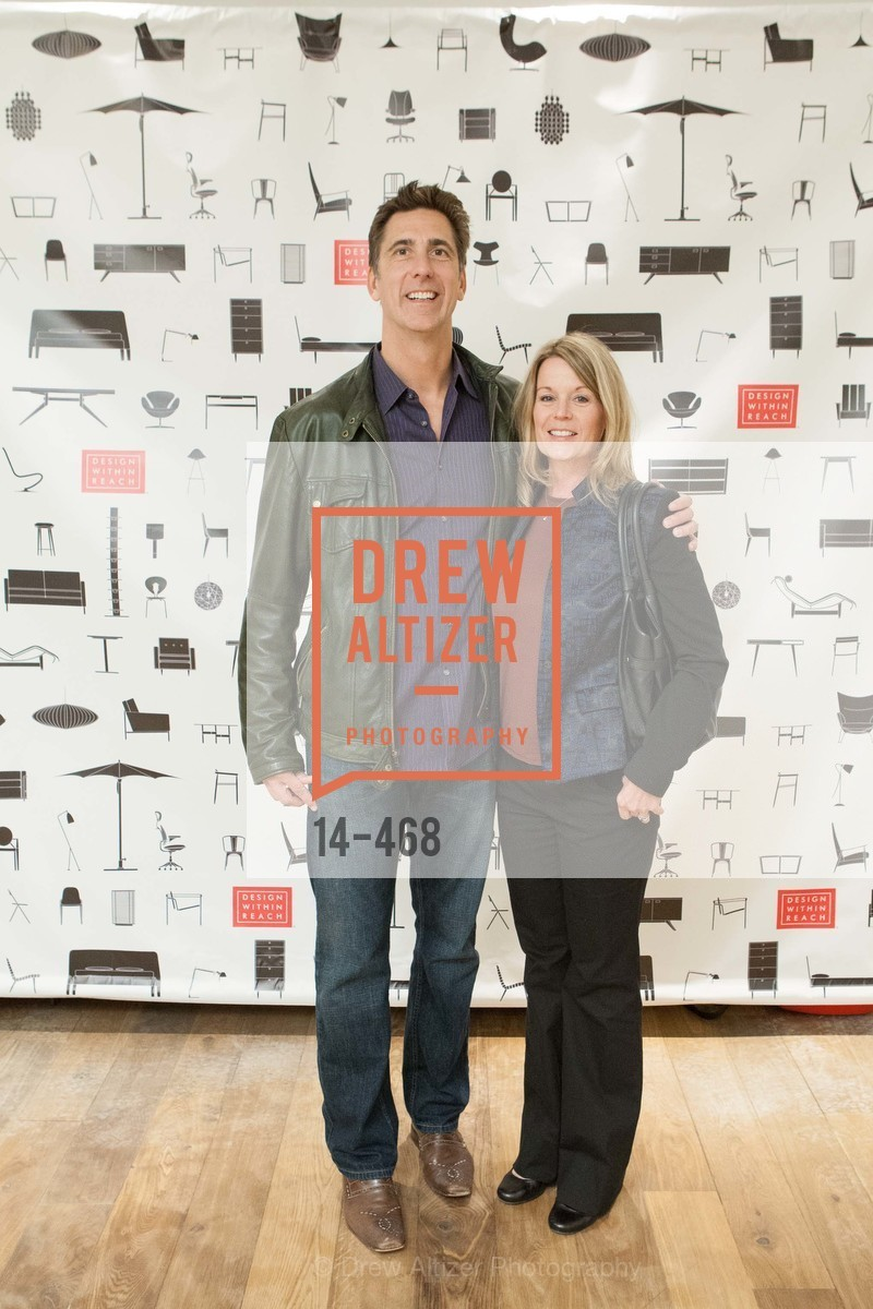 Ryland Greene, Patti Lindhorst, DESIGN WITHIN REACH Studio Opening, US. US, January 21st, 2014,Drew Altizer, Drew Altizer Photography, full-service agency, private events, San Francisco photographer, photographer california