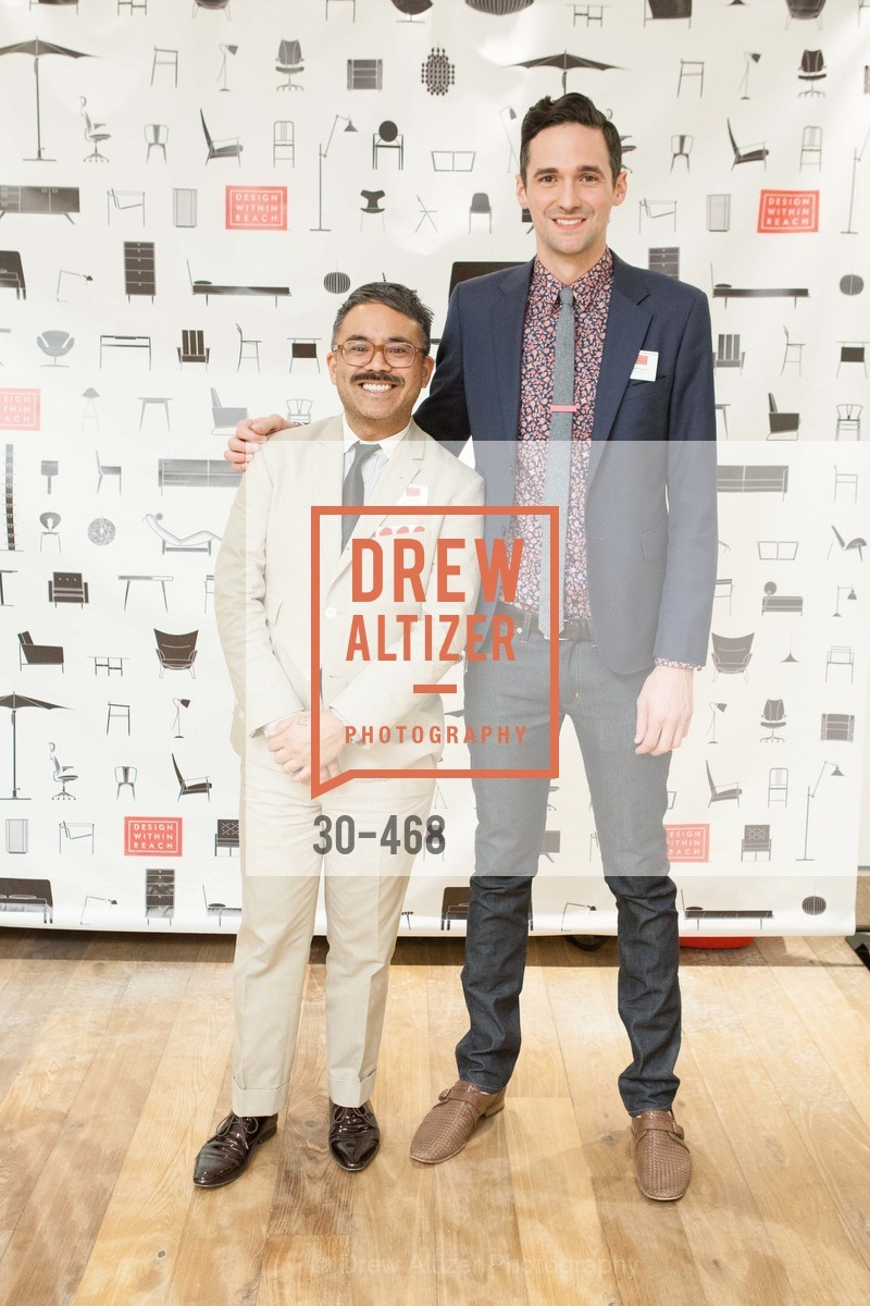 Tony Sison, Tommy Vollmer, DESIGN WITHIN REACH Studio Opening, US. US, January 21st, 2014,Drew Altizer, Drew Altizer Photography, full-service agency, private events, San Francisco photographer, photographer california