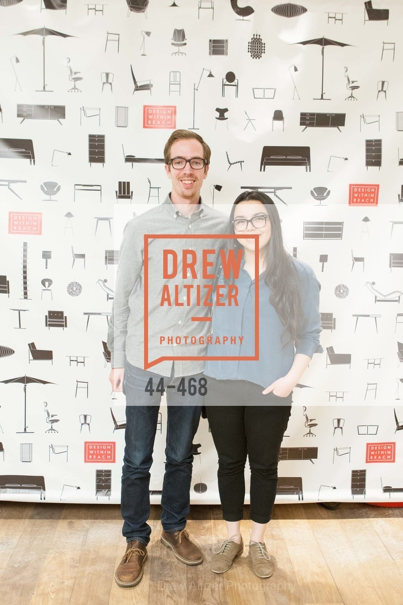 Caleb Elston, Wendy Steinder, DESIGN WITHIN REACH Studio Opening, US. US, January 21st, 2014,Drew Altizer, Drew Altizer Photography, full-service agency, private events, San Francisco photographer, photographer california