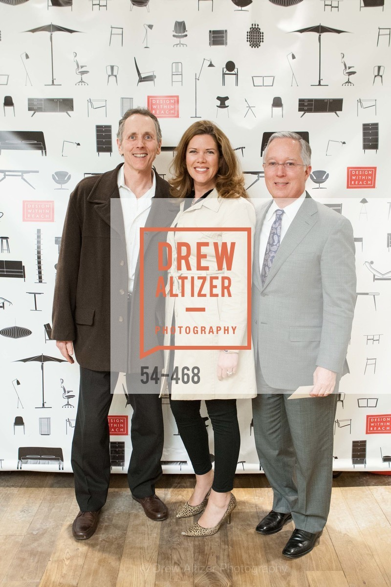 Kirk Phillips, Andrea Seltis, Greg McIntyre, DESIGN WITHIN REACH Studio Opening, US. US, January 21st, 2014,Drew Altizer, Drew Altizer Photography, full-service agency, private events, San Francisco photographer, photographer california