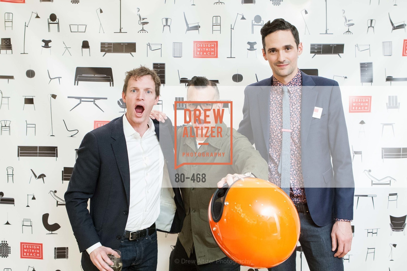 Mark Simmons, Tim Huff, Tommy Vollmer, DESIGN WITHIN REACH Studio Opening, US. US, January 21st, 2014,Drew Altizer, Drew Altizer Photography, full-service agency, private events, San Francisco photographer, photographer california